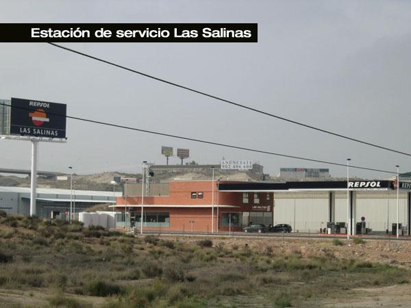 Estación Servicio Las Salinas