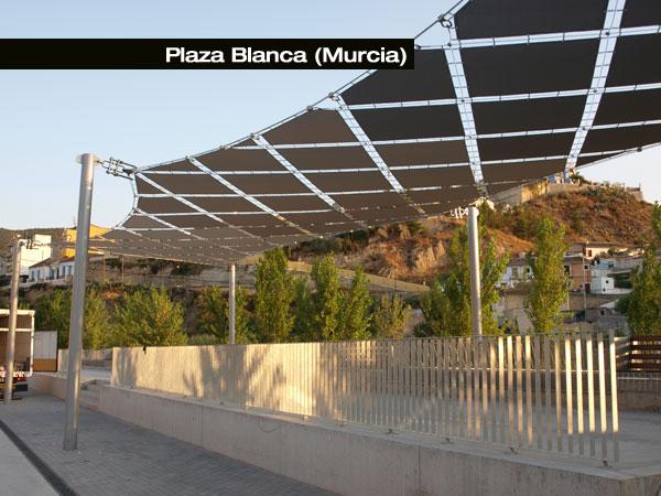 Plaza Blanca (Murcia)