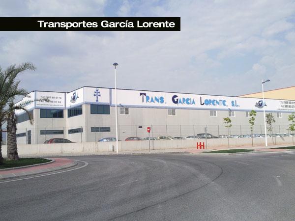 Transporte García Lorente