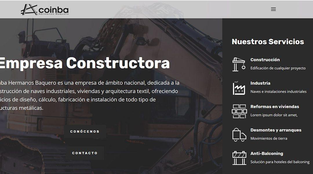 Nueva web Coinba Hermanos Baquero